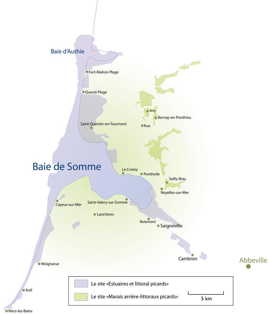 Carte Natura 2000