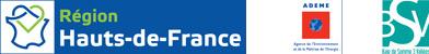 logo des partenaires bicycode