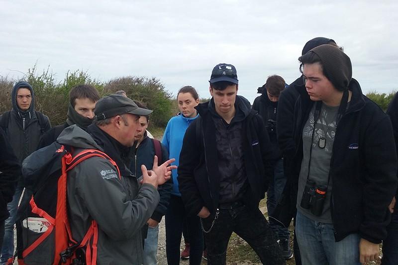 Une école écologique en Baie de Somme