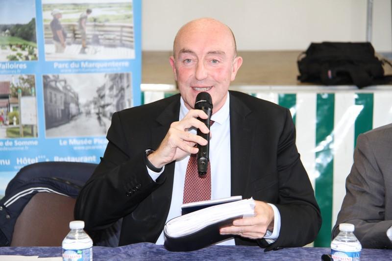 Stéphane Haussoulier, président
