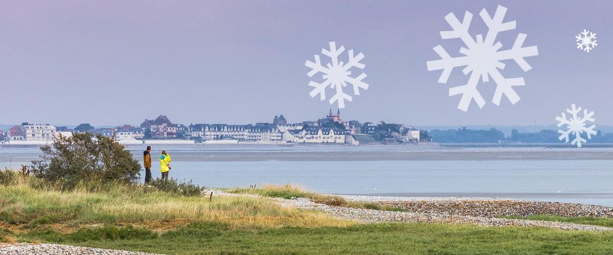Vacances de Noël au cœur de la Baie de Somme