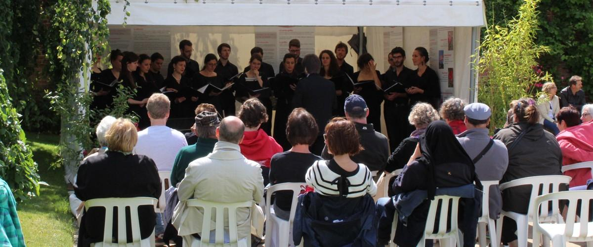 Les Jardins et l'Abbaye de Valloires fêtent l'arrivée de l'Eté