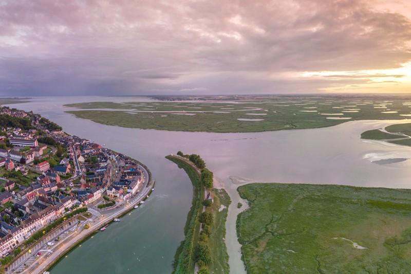La Baie de Somme joyau du nouveau PNR