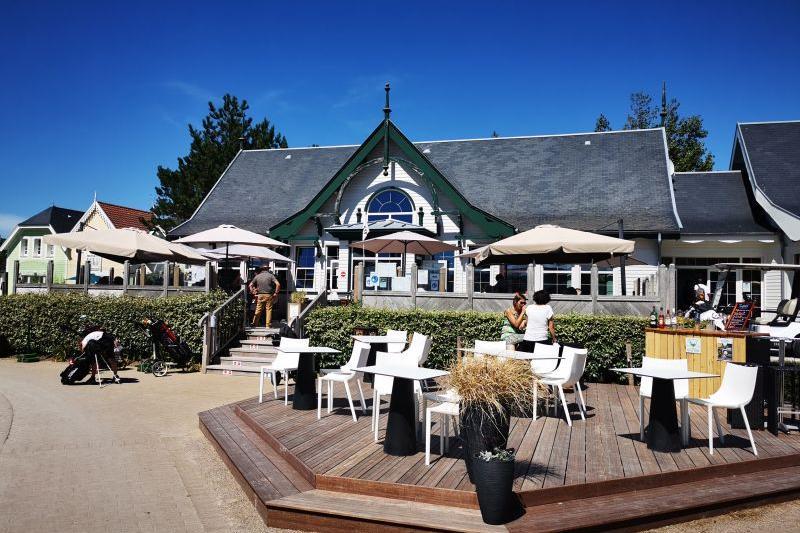 Le Club House et Restaurant du Lac