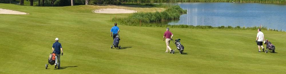 Baiedesomme.fr - Carte parcours Golf