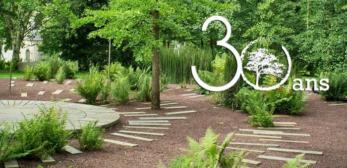 Fêtez les 30 ans des Jardins de Valloires