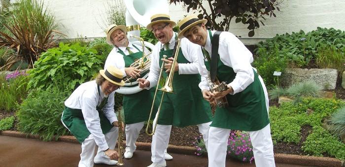 Balades musicales aux jardins