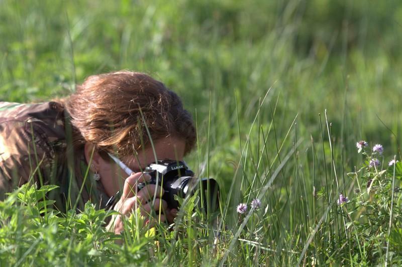 Atelier Photo Reporter Nature