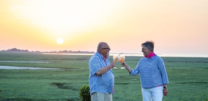 Profitez de la douceur de l'été indien