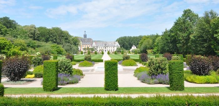 Le Jardin Régulier