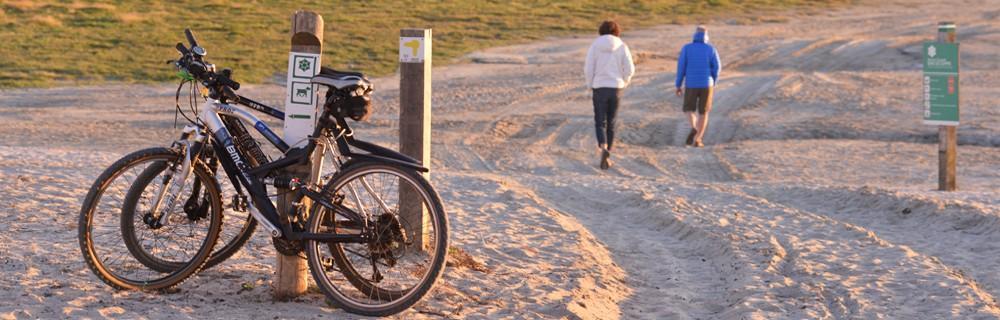 Balade vélo en baie de Somme