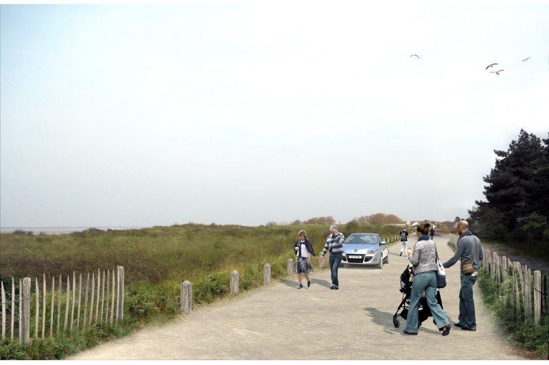 Perspective PK Dunes