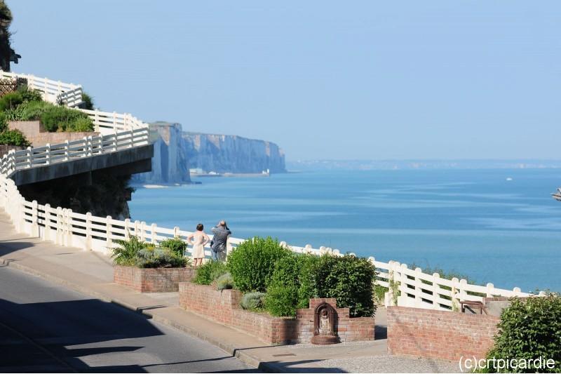 Ault, un balcon sur la mer