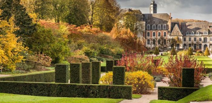 L'automne aux Jardins de Valloires