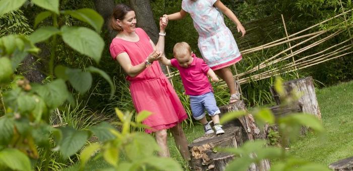 Jardins de valloires destination baie de somme for Jardin 5 sens guadeloupe