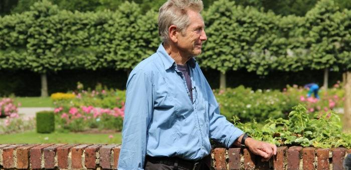 Gilles Clément, concepteur et paysagiste des Jardins de Valloires