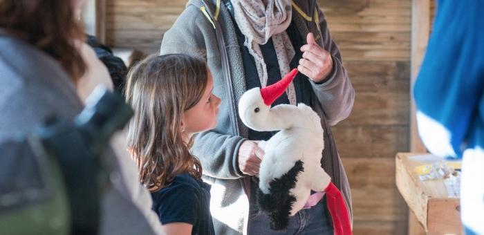 Atelier et visite guidée pour les enfants