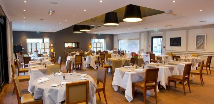 Le restaurant La Table du Cap Hornu