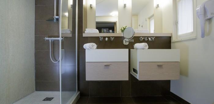 Salle de bain chambre prestige